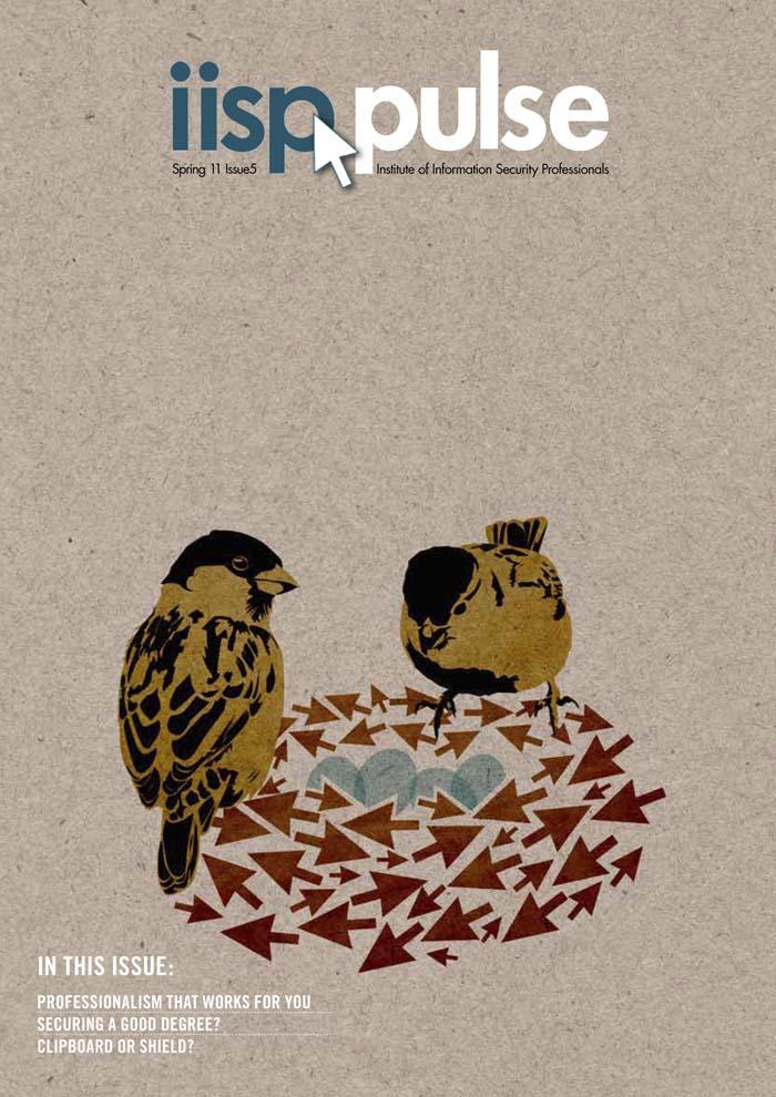 Pulse Spring 2011 cover illustration & design