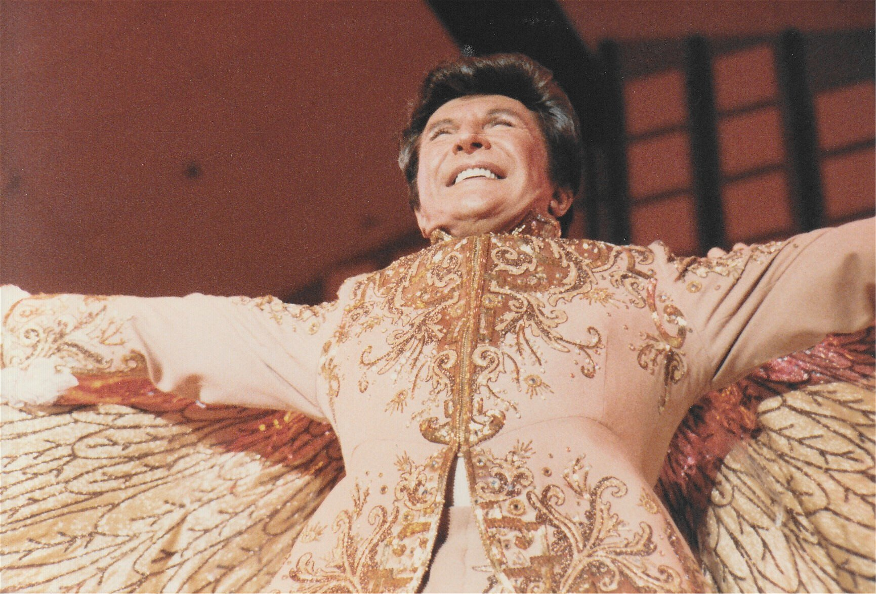 Liberace: rumoured not a fan of careful budgeting. Photo by Alan White.