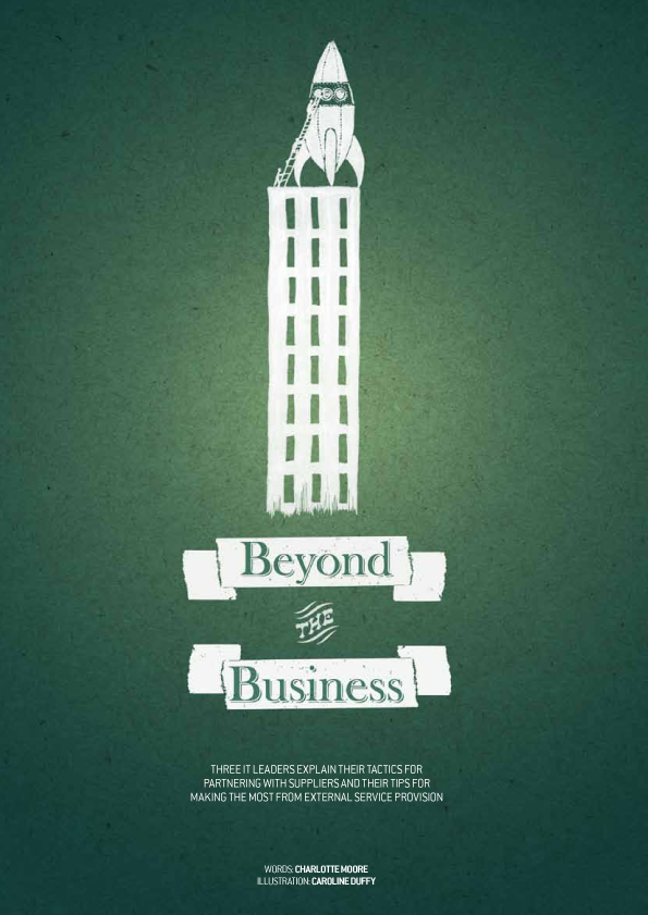 beyond the business