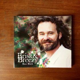 CD album artwork design