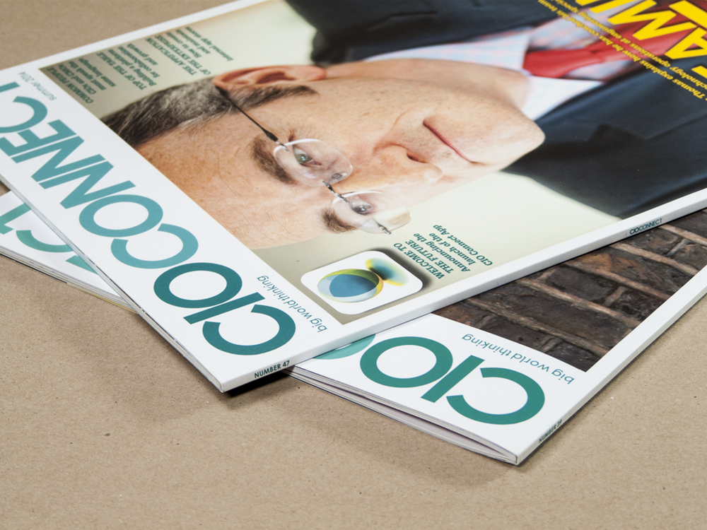 CIO Connect magazine