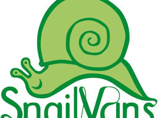 Snailvans logo