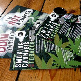 """I'm Not a Smoker"" ASH campaign materials"