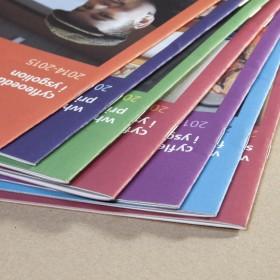 Information brochures for schools