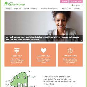Charity web design – Bristol-based wordpress site