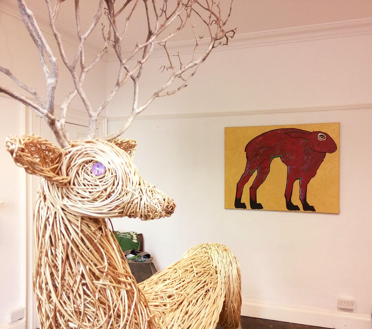 Wild Sight art exhibition – photos!