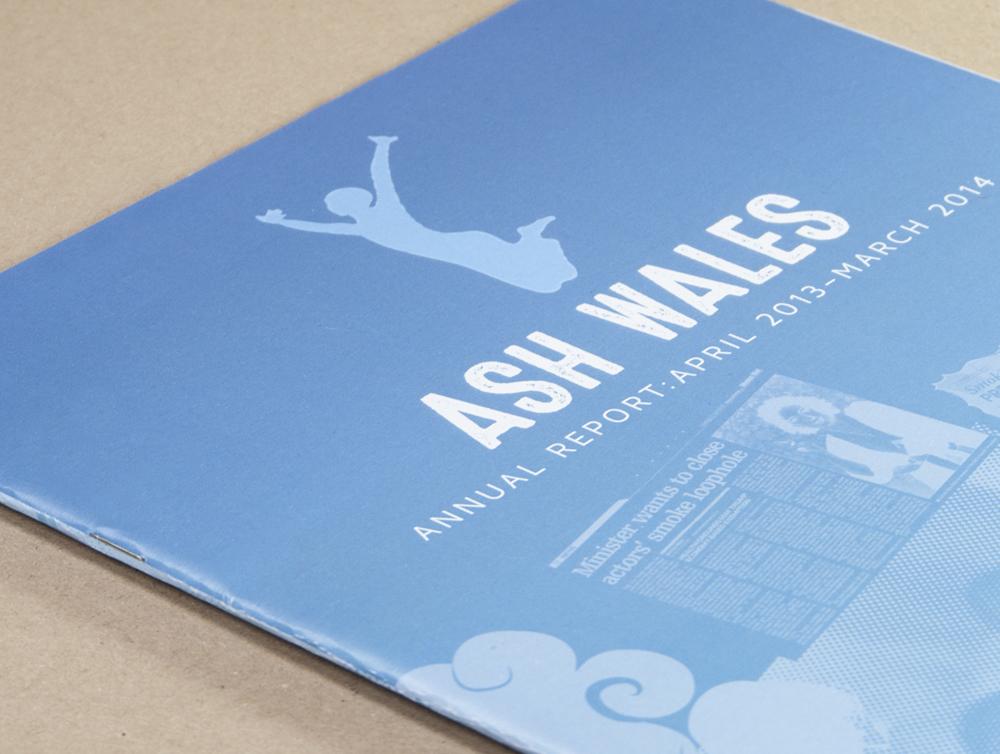 Annual report for ASH Cymru