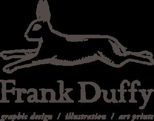 frank duffy graphic designer illustrator devon